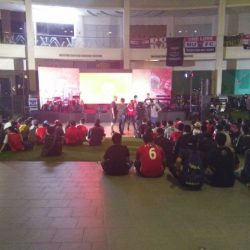 Nonton Bareng Arsenal Vs Manchester United