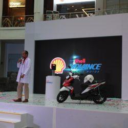 Launching Shell Product