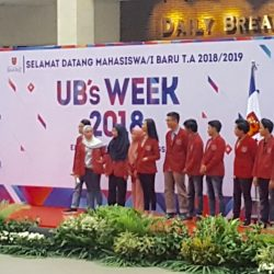 UB's Week 2018